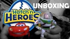 OTON TV #07 - UNBOXING HATCH 'N HEROES