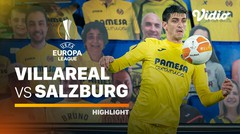 Highlight - Villarreal vs Salzburg I UEFA Europa League 2020/2021