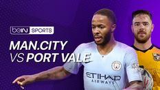 Man. City vs Port Vale | Rerun | 29 MAR 18:00 WIB | FA Cup
