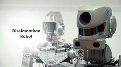 Robot Penyelamat Masa Depan