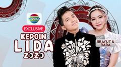 UNBOXING KONSER ULANG TAHUN LESTI - Kepoin LIDA ZOZO eps #177