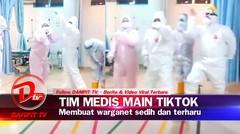 Viral Video Tim Medis Main Tiktok, Warganet Malah Sedih dan Terharu