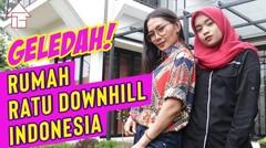 INSPIRASI RUMAH CANTIK LEGENDA BALAP SEPEDA INDONESIA, RISA SUSEANTY