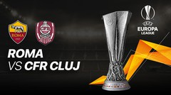 Full Match - AS Roma vs CFR Clujj I UEFA Europa League 2020/2021