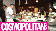 [Cosmo Club] Cooking Class with ZESPRI Indonesia
