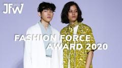 Fashion Force Award Presents Jan Sober, Pijakbumi, SARE Studio