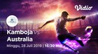 Full Match - Kamboja 1 vs 3 Australia   Piala AFF U-15 2019