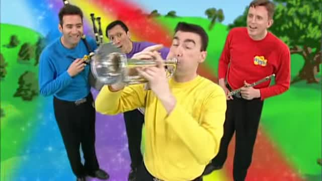The Wiggles - Music & Musical Instruments - Vidio com
