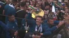 Szczesny Lindungi Trofi Scudetto Juve dengan Tangkapan Keren!