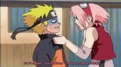 Kembaliya dan Kelucuan Naruto yang kembali ke Konoha