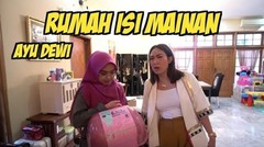Liat Isi Rumah Ayu Dewi, Ada Lol Sirprise Jumbo - Ricis Kepo (part 1)