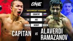 Capitan vs. Alaverdi Ramazanov | Full Fight Replay