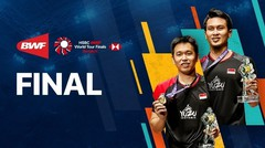 Final HSBC BWF World Tour Finals 2020 - 31 Januari 2021