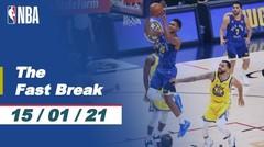 The Fast Break | Cuplikan Pertandingan - 15 Januari 2021 | NBA Regular Season 2020/21