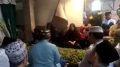 Doa Bersama untuk Alm.KH.DARORI MU'MIN