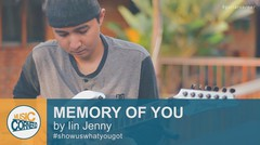 EPS 39 - Memory Of You (Mr Kohsaxman) cover by Iin Jenny (Riau Guitarist)
