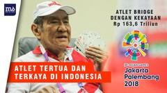 Atlet Tertua dan Terkaya No 2 di Indonesia Ikut Asian Games ,Ternyata Bos Jarum