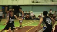 3X3 Basketball Competition SMA Gonzaga VS SMA 3 Part. 8