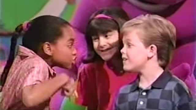 Barney & Friends - First Day of School - Vidio com
