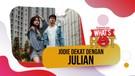Brisia Jodie Mesra Dengan Julian Jacob, Netizen: Bekas Pacar Temen?