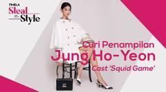 Jung Ho-Yeon, Si Pencuri Perhatian dari SQUID GAME, Curi Style-nya yang Menawan Yuk