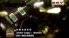 Amadeo - Ijinkan (Official Music Video)