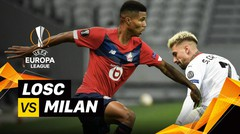 Mini Match - Lille vs AC Milan I UEFA Europa League 2020/2021