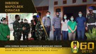 Kasad Bersama Ketua Umum Persit KCK Lepas Korban Insiden Penyerangan Mapolsek Ciracas