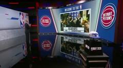 Detroit Pistons Select Killian Hayes 7Th Overall