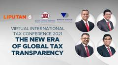 Virtual International Tax Conference 2021 - Day 1