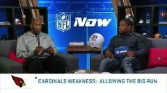 Strengths & Weaknesses: Cardinals vs. Panthers (NFC Championship) | NFL Now