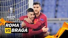 Mini Match - Roma vs Braga I UEFA Europa League 2020/2021