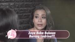 ZTALK - Zoya Buka Bukaan Masalah Percintaanya ft. Ladrina