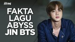 Cerita Sedih di Balik Lagu Abbys Jin BTS