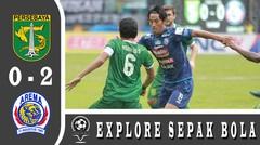 Persebaya surabaya VS Arema FC (0-2) | Highlight And Goals | Semi final | Piala Gubernur Kaltim 2018 | 2 Maret 2018
