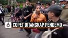 Massa Pendemo Tangkap Pencopet dan Jambret
