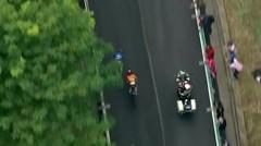 Tratnik Menangi stage 16 Giro d'Italia