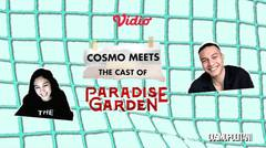 Cara Jefri Nichol & Vanesha Prescilla Cairkan Suasana di 'Paradise Garden' | COSMO Indonesia