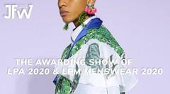 Lomba Perancang Aksesori 2020 & Lomba Perancang Mode Menswear 2020 Present 10 Finalists of LPA & 10 Finalists of LPM Menswear Featuring Bima Wijaksana & Eureka
