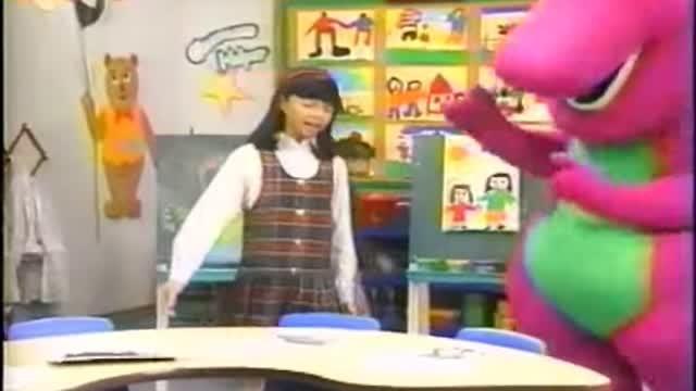 Barney & Friends - A Welcome Home - Vidio com
