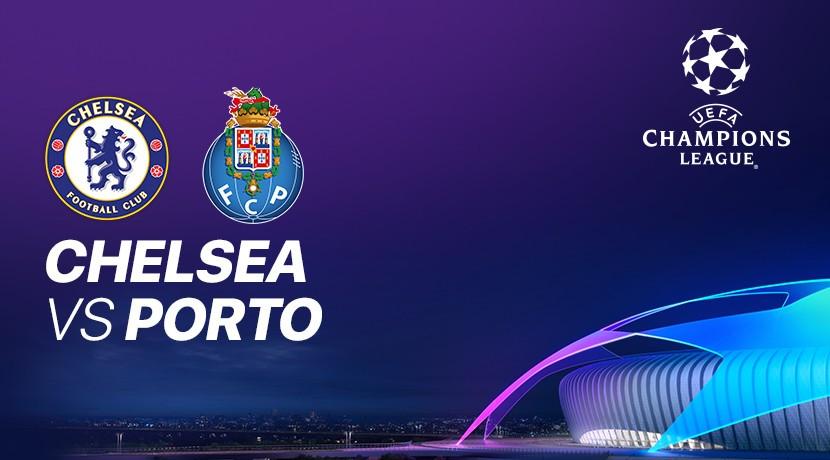 Live Streaming Chelsea vs Porto - Liga Champions UEFA | Vidio