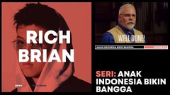 Rich Brian, Mudik Dari Amerika Tembus Istana | SERI: ANAK BANGSA BIKIN BANGGA
