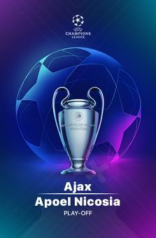 Full Match | Ajax Amsterdam Vs Apoel Nicosia