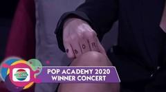 Sweett!!! Di Tangan Agnez Mo Ada Tulisan 'Bor' Dan 'Love'!! Abang Boril Ya Agnez!! | Pop Academy 2020