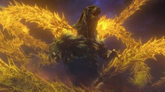 Godzilla 3 Hoshi wo Kuu Mono  sub indonesia