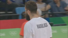 Basketball SF - Australia vs Serbia (Olympic Games 2016)