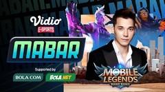 Main Bareng Mobile Legends - Stefan William - 24 Februari 2021