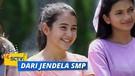 AHAY! Wulan,Santi,Ria Terpesona Lihat Joko cs Main Basket | Dari Jendela SMP - Episode 160