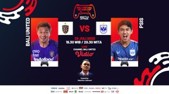 Bali United VS PSIS Semarang | Bali Virtual Island Cup 2020 (Episode 6)