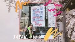 127 Seconds in Japan [NCT Neocity Concert Vlog]